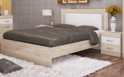 Кровать с мягким элементом Н20 Ника без основания