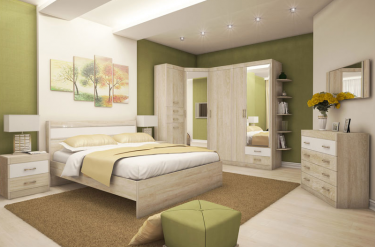 Мебель для спальни Ника