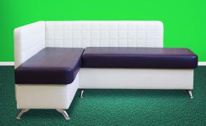 Кухонный угловой диван Фреш с ящиками