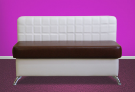 Кухонный диван Фреш со спальным местом дельфин