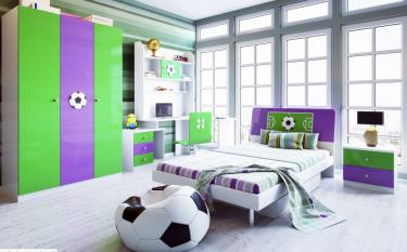 Детская комната Маракана