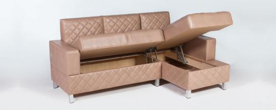 Кухонный угловой диван Кёльн с ящиками-2