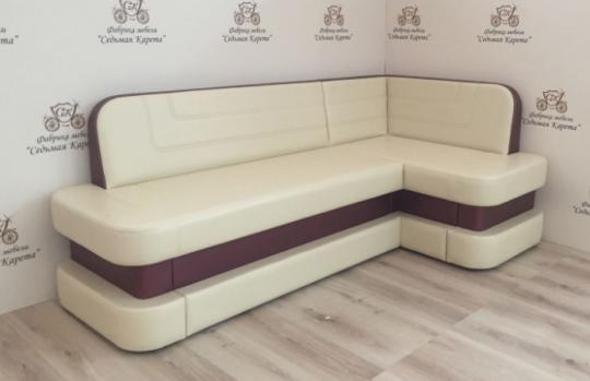 Кухонный угловой диван Сидней-6