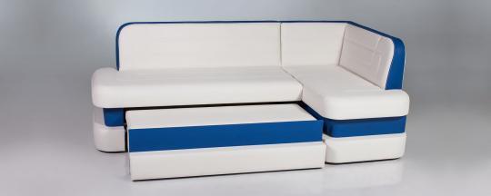 Кухонный угловой диван Сидней-1