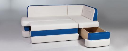 Кухонный угловой диван Сидней-3