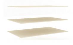 Полки для шкафа двухстворчатого Калипсо ЛД 509.290