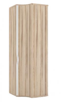 Шкаф угловой с гнутой дверью Марта ЛД 636.060
