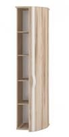 Шкаф-окончание с гнутой дверью правый Марта ЛД 636.070