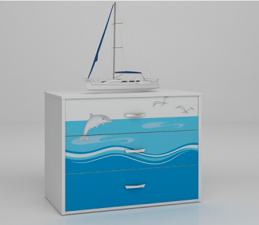 Комод OC-1019 Ocean