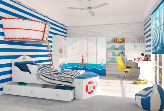 Мебель для детской Ocean -2