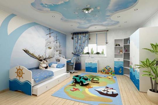 Мебель для детской Ocean
