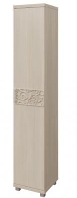 Шкаф-пенал для белья (1 дверь) 12 Ирис-1