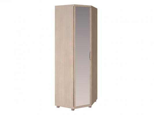 Шкаф угловой с зеркалом 27 Ирис