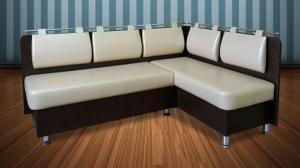 Кухонный угловой диван Сюрприз с ящиком