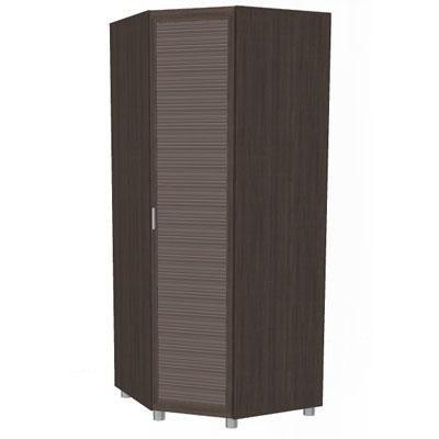 Угловой шкаф для одежды и белья ШК-804