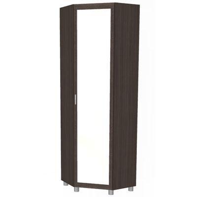 Угловой шкаф для одежды и белья ШК-814