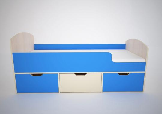 Кровать-чердак Малыш Мини-1