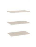 Полки к шкафу одностворчатому (3 шт.) 642.330 Амели