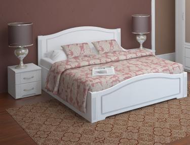 Кровать 160х200 см. Виктория 05 (с основанием, без матраса)