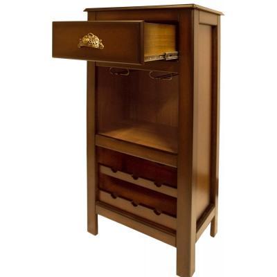 Небольшой винный шкаф-2