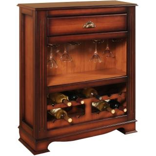 Винный шкаф широкий Лувр