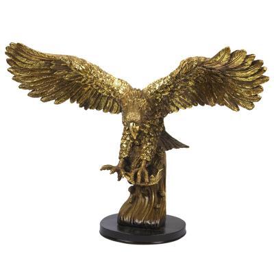 Статуэтка Орел с добычей