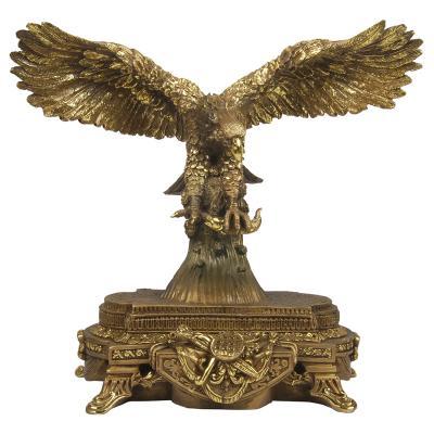 Статуэтка Орёл с добычей Гранд
