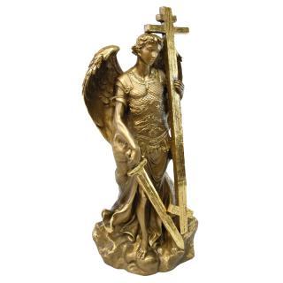 Скульптура Архангел Михаил Защитник