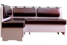 Кухонный угловой диван Стокгольм с ящиком