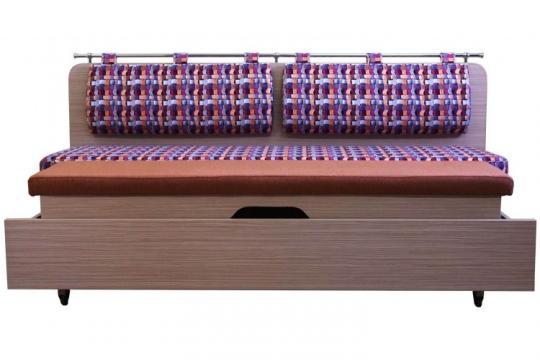 Кухонный диван Стокгольм со спальным местом-1