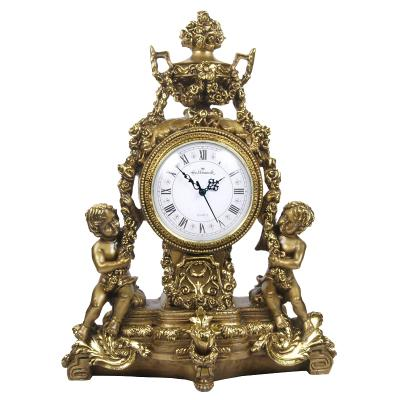 Часы Дворцовые с ангелами