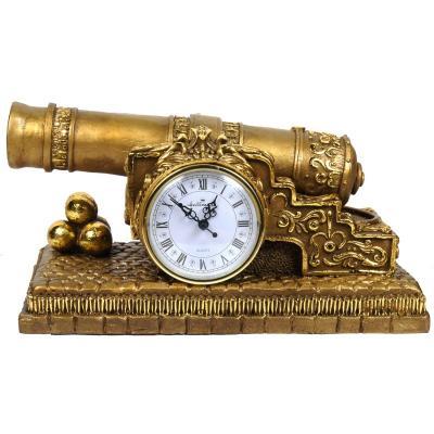 Часы Царь пушка