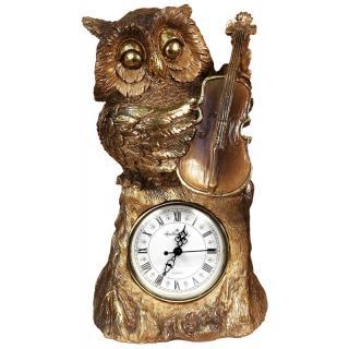 Часы Весёлая сова
