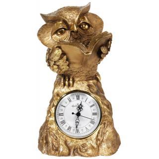 Часы Любопытная сова