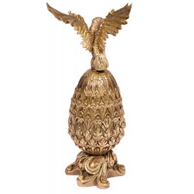 Часы Царская охота коллекция Фаберже-1