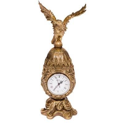 Часы Царская охота коллекция Фаберже