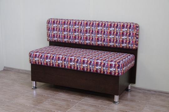 Кухонный диван Сити с ящиком-1