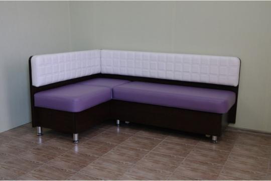 Кухонный угловой диван Сити с ящиком