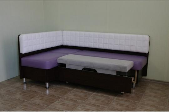 Кухонный угловой диван Сити со спальным местом-1