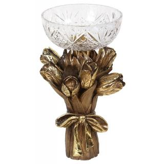 Фруктовница Букет тюльпанов