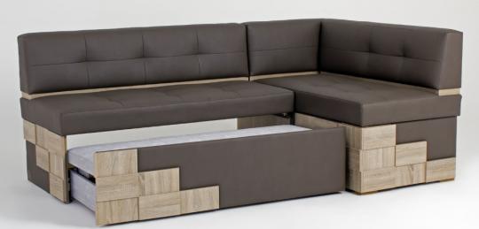 Кухонный угловой диван Редвиг-2