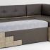 Кухонный угловой диван Редвиг-3