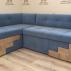 Кухонный угловой диван Редвиг-8