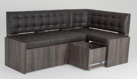 Кухонный угловой диван Гамбург-3
