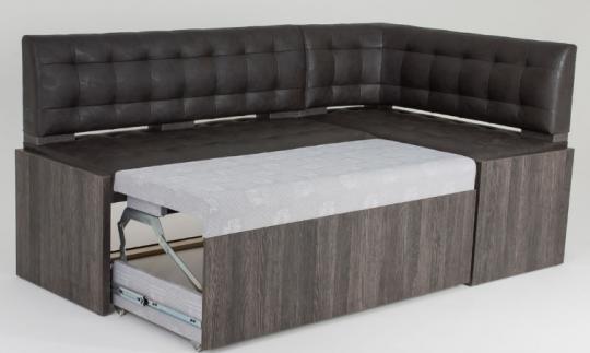 Кухонный угловой диван Гамбург-1