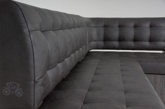 Кухонный угловой диван Гамбург-4
