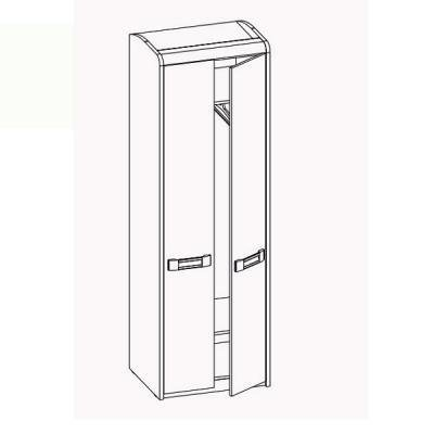 Шкаф для одежды Чемпион
