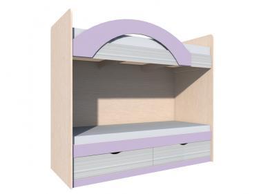 Кровать двухъярусная ИЧП 15-02 М