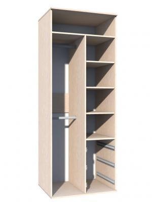 Шкаф комбинированный НМ 009.01-1