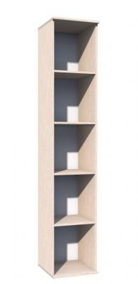 Шкаф для книг НМ 009.08 -1